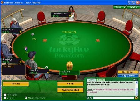 Lucky Ace