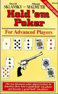 Холдем покер для опытных игроков, Склански